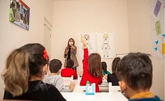 Büyükşehir, Çocuklara Kişisel Savunmayı Öğretiyor