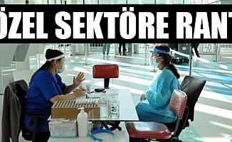 Havalimanında Test Yetkisi 'Üç' Firmada