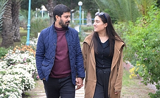 İspanyol Nuria Aşkı için Mersin'e Yerleşti, 1 Yılda Türkçe Öğrendi
