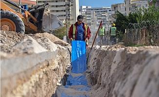 MESKİ'den  Tömük ve Arpaçbahşiş'e 65,5 Km İçmesuyu Hattı