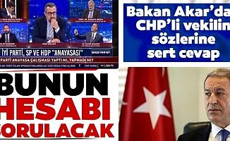 Milli Savunma Bakanlığından CHP Mersin Milletvekili Başarır'a Dava