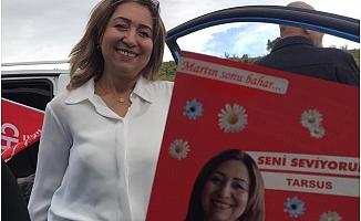 Tarsus Belediyesinde Bir İstifa Daha...