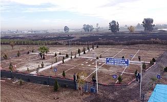 Tarsus Belediyesinden Can Dostlara Mezarlık