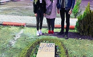 Tarsus'da Köpek Mezarlığına İlk Defin Yapıldı