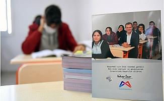 Üniversiteye Hazırlanan Öğrencilere Kaynak Kitaplar Büyükşehir'den