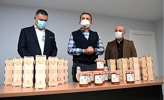 Yenişehir'de Tarım Ürünleri Markalaştı