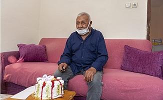 82 Yaşındaki Atıf Dedenin Göçüklü Evini Büyükşehir Onardı