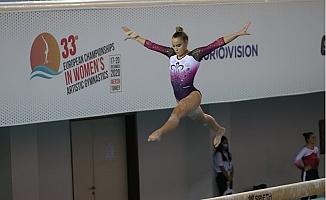 Avrupa Kadınlar Artistik Cimnastik Şampiyonası, Mersin'de Start Aldı.