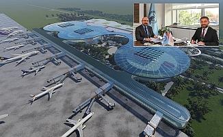 2023 Yılına Hazırlanan, Çukurova Havalimanı'nda Yer Teslimi Yapıldı
