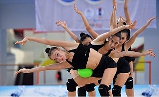 Mersin, Artistik Cimnastik Avrupa Şampiyonası'na Hazırlanıyor
