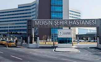 Mersin Şehir Hastanesinde 1 Günde 30 Sağlıkçı Covid-19 Oldu
