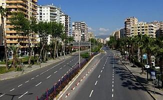 Mersinliler Sokak Kısıtlamasına Uydu