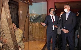 Tarsus Müzesini, Bakan Ersoy Açtı