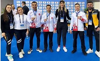 Cimnastik Federasyonu Başkanı Çelen'den Mersin Sağlık Çalışanlarına Teşekkür