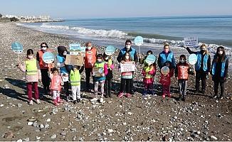Çocuklar Küresel Isınma, İklim Değişiklikleri ve Kuraklığa Dikkat Çekti
