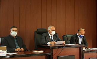Erdemli Belediyesi, 2021 Yılının İlk Meclis Toplantısını Gerçekleştirdi