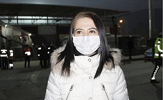 Kanser Hastası Kadın Sosyal Medyadan Sesini Duyurdu, Hatayspor - Beşiktaş Maçını İzledi.