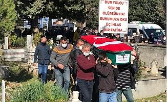 Kıbrıs Gazisi Emin Yıldırım Son Yolculuğuna Uğurlandı