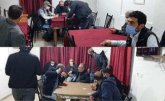 Mersin'de Kumar Baskınında 40 Kişiye 126 Bin TL Ceza