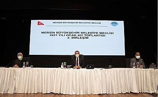 Mersin'de Toplu Taşımada Araç yaşı 10'dan 15'e Yükseltildi.