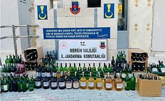 Mersin'de Üst Üste Kaçak İçki Operasyonları Bu Sefer Adres Silifke'de