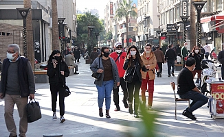 Mersin'de Kişi Başına Düşen GSYH 43 bin 384 lira