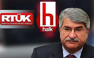 RTÜK'ten Halk TV'ye Fikri Sağlar Cezası