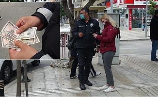 Sahte Parayı Alan İşyeri Sahibi Polisi Aradı. Gürcü Kadın Neye Uğradığını Şaşırdı