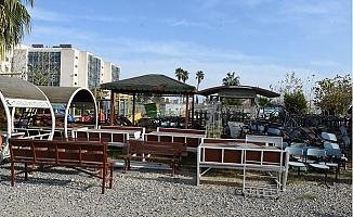Tarsus Belediyesi, Atık Malzemeleri Dönüştürerek Tasarruf Sağlıyor