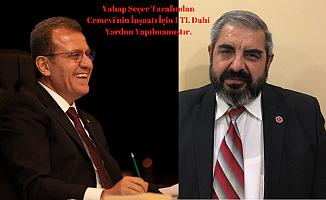 """""""Vahap Seçer  Cemevi'nin İnşaatı İçin 1 TL Dahi Yardım Yapılmamıştır"""""""