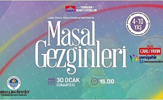 Yenişehir Belediyesinden Çocuklar İçin Online Tiyatro