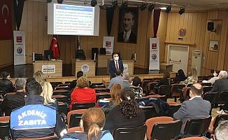 Akdeniz Belediye Personeline Doğrudan Temin ve İhale Eğitimi