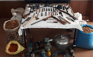 Anamur'da Meydana Gelen 23 Hırsızlık Olayı JASAT'ın Çalışması İle Aydınlatıldı