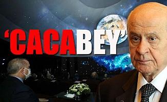 Bahçeli'den Uzaya Gidecek Astronot İçin İsim Önerisi