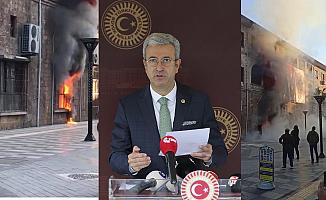 CHP'li Antmen'den Büyükşehir'e Saldırılara Tepki