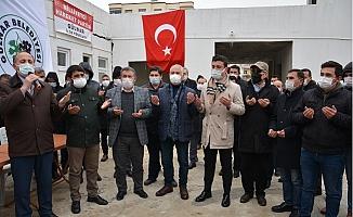 Gülnar'dan Mehmetçiğe Kumanyalar Dualarla Yola Çıktı