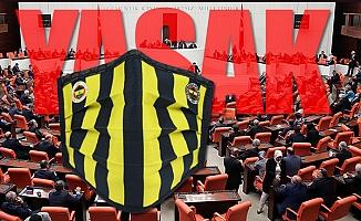 Meclis'te 'Fenerbahçe' Logolu Maskeye Engelleme