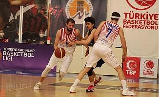 Mersin Büyükşehir Basketbol, Kayserigaz GSK'yı 57-48 Yendi.