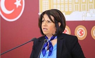 HDP Mersin Milletvekili Fatma Kurtulan Hakkında Fezleke