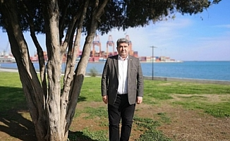 """""""Tarihi Atatürk Parkı'nı Katlettirmeyeceğiz"""""""
