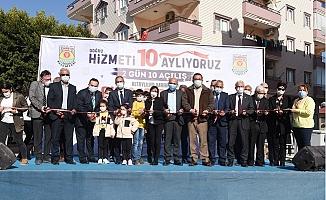 Tarsus Belediyesi Hizmet Atağına Devam Ediyor