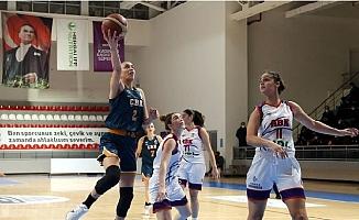 Adana Basketbol-ÇBK Mersin Yenişehir Belediyespor : 51-90