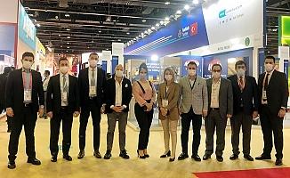 Akdeniz Tarım Sektörü İhracatçıları Dubai Çıkarma Yaptı.