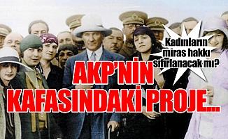 AKP'nin Hedefi Medeni Kanun mu?