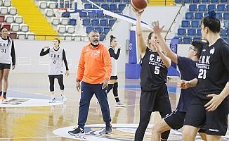 Çukurova Basketbol Galibiyet İstiyor