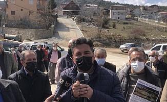 Büyükşehir'in Taş Ocağı Açmak İstemesine CHP'li Meclis Üyesi de Karşı Çıktı
