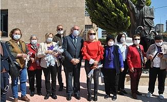 Mersin Cemevinden 8 Mart Dünya Kadınlar Günü Kutlaması