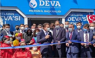 Mersin'in DEVA'sı Yola Çıktı