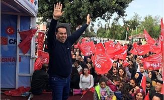 Tarsus İlçesi Belediye Başkan Yardımcısı Ali Erhan Okyay Görevden Alındı