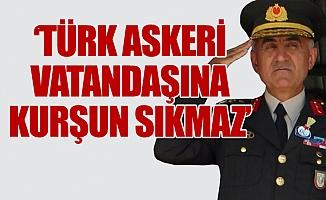 """""""Türk Askeri Vatandaşına Kurşun Sıkmaz"""" Demişti. Helikopter Kazasında Şehit Oldu"""